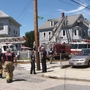 Two kids rescued from Providence fire; seven injured