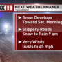 Next WeatherMaker: Winter weather alerts for northern counties