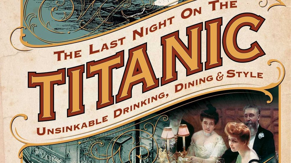 Kirby Nation - Author Veronica Hinke: The Last Night on the Titanic