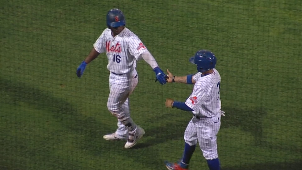 Syracuse Mets marching toward playoff spot, sweep double-header over Norfolk Tides