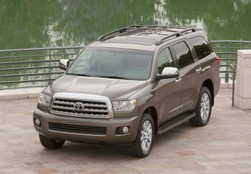 Nearly 75,000 Toyota Tundras, Sequoias recalled