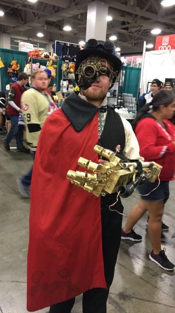 PHOTOS: Salt Lake Comic Con FanX 2017 (Photo: Abigail Norton / KUTV)