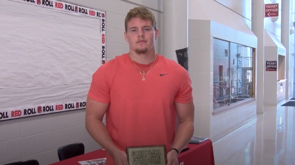 9.20.19 Scholar Athlete of the Week: David Tuttle, Big Red