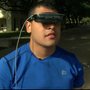 New technology helps local college student see clearly for the first time