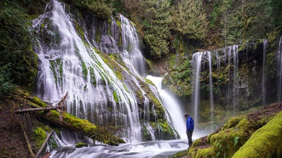 Photos: Gorgeous waterfalls of the Pacific Northwest