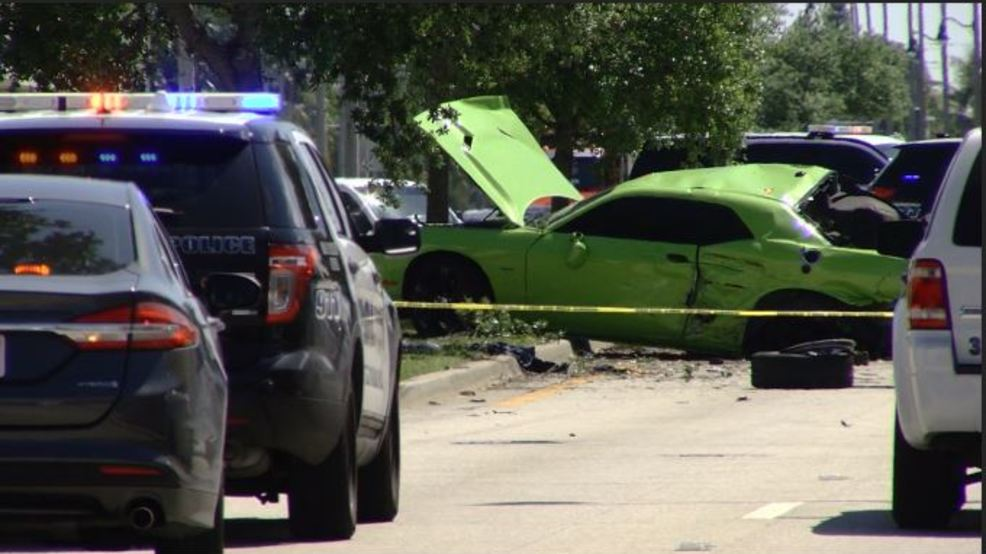 Police investigate whether gunfire had role in crash on