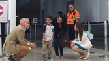 Immigrant mother reunited with 6-year-old son in SeaTac after nearly 2 months apart