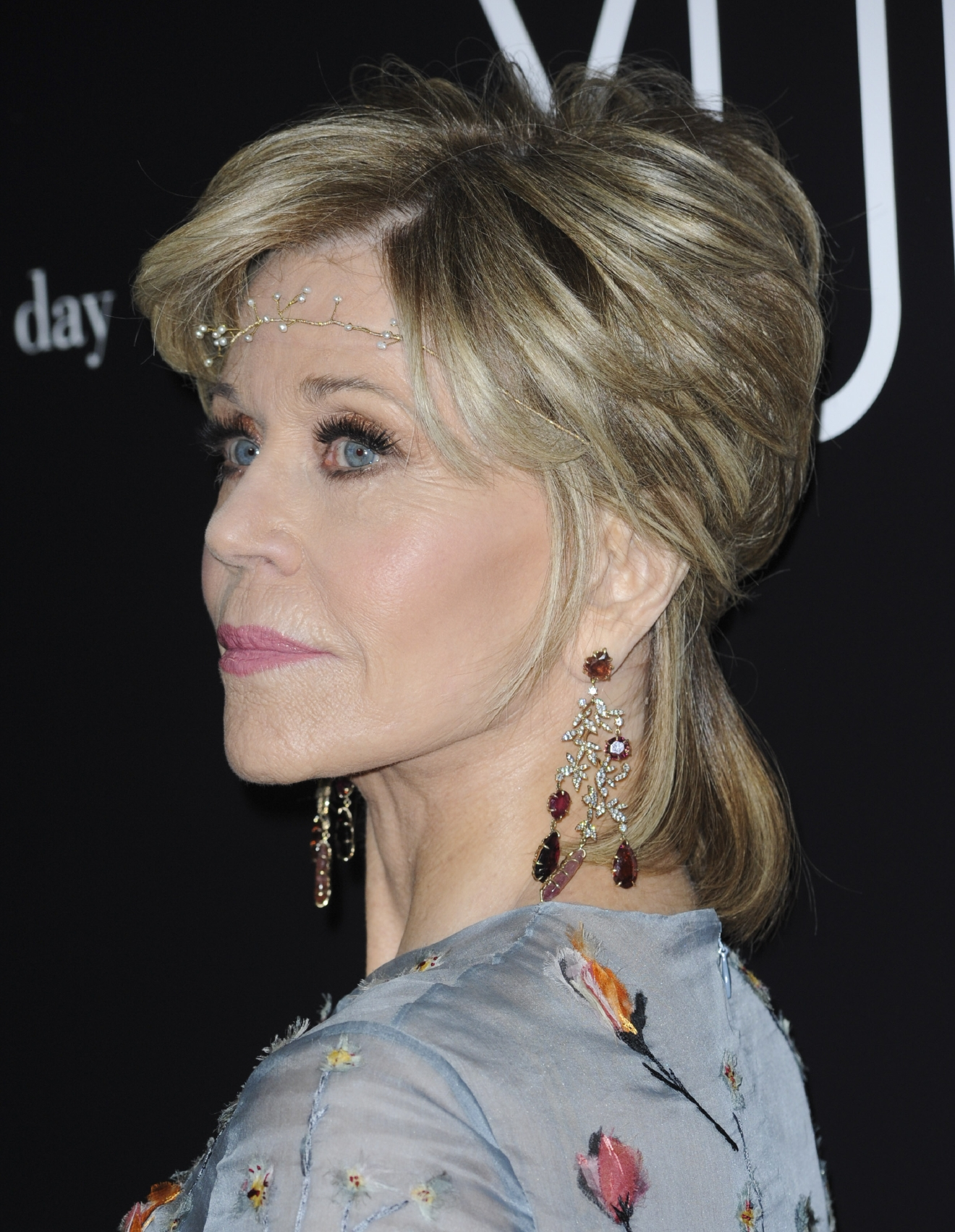 Los Angeles premiere of 'Youth' held at Directors Guild Theatre - Arrivals  Featuring: Jane Fonda Where: Los Angeles, California, United States When: 18 Nov 2015 Credit: Apega/WENN.com