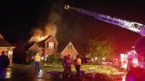 Fire Department: Storms likely to blame for overnight house fires