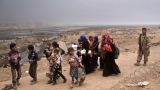 UN: IS using tens of thousands as human shields in Mosul