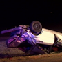 Couple ejected from car, suffer seriously injuries in rollover accident