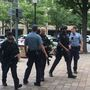 Woman says she was told telepathically 3 people would cause a shooting at DOJ, police say