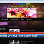 BBB warns of fake 'Color Run' scam in Mobile