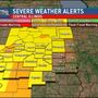 Severe storms coming to Central Illinois