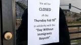 Becka's Beat:  A day without immigrants