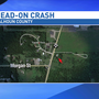 Two children injured in head-on crash in Calhoun County