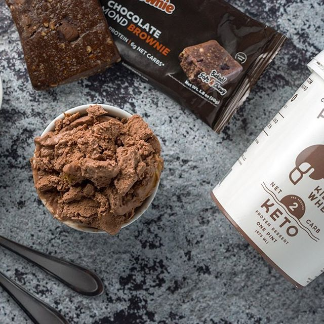 Shopping for a low-carb family member or friend? Surprise them with a few pints from Killer!{ }(Image: Killer Creamery)