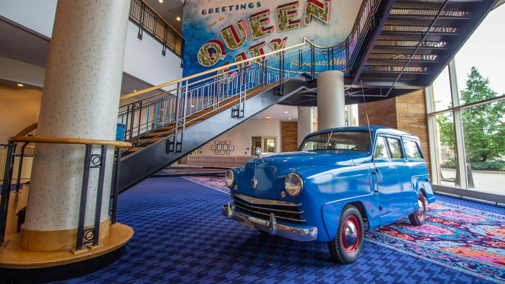 The Quirkiest, Most Cincinnati-Themed Hotel Ever Created Isn't Downtown