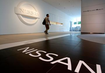 Nissan sales up but profit dips on costs, China slowdown