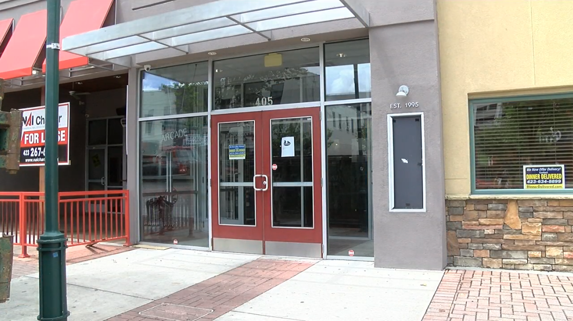 There are now six businesses that have closed their doors in downtown Chattanooga in 2017. (Image: WTVC)