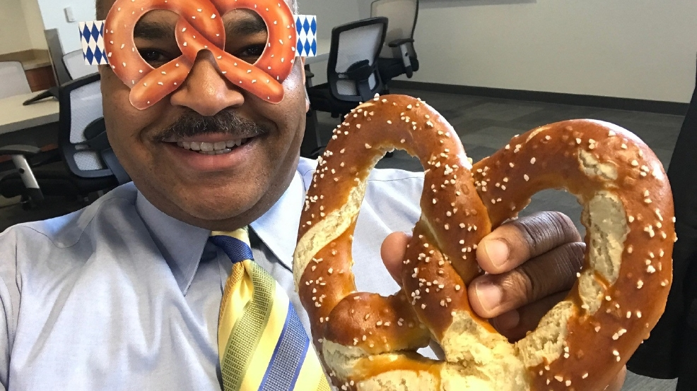 national pretzel make some memories