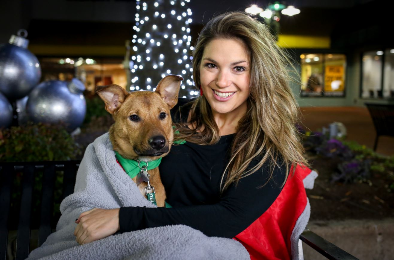 All the ladies in this photo gallery are single and all the pups featured are available for adoption through Lucky Dog Animal Rescue. Lets get some single ladies dates and homeless dogs forever homes! (Images:Amanda Andrade-Rhoades/ DC Refined)