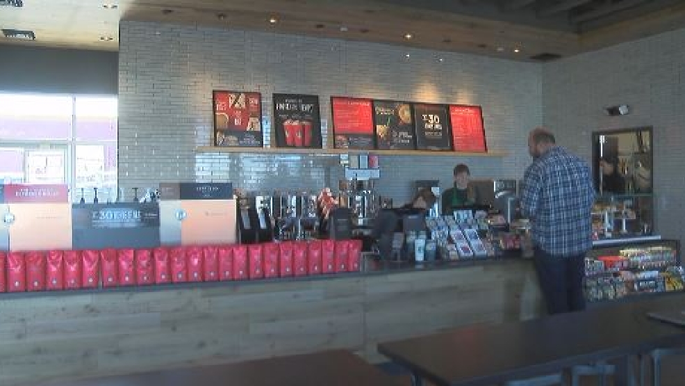 New Starbucks Shop Is Largest Location In Yakima Features Streamlined Decor Kima