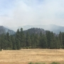 Wildfire near Leavenworth burns 350 acres, 35 percent contained