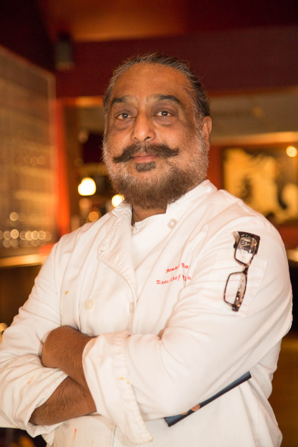 Rip Sidhu, Chef / Image: Catherine Viox / Published: 11.4.16