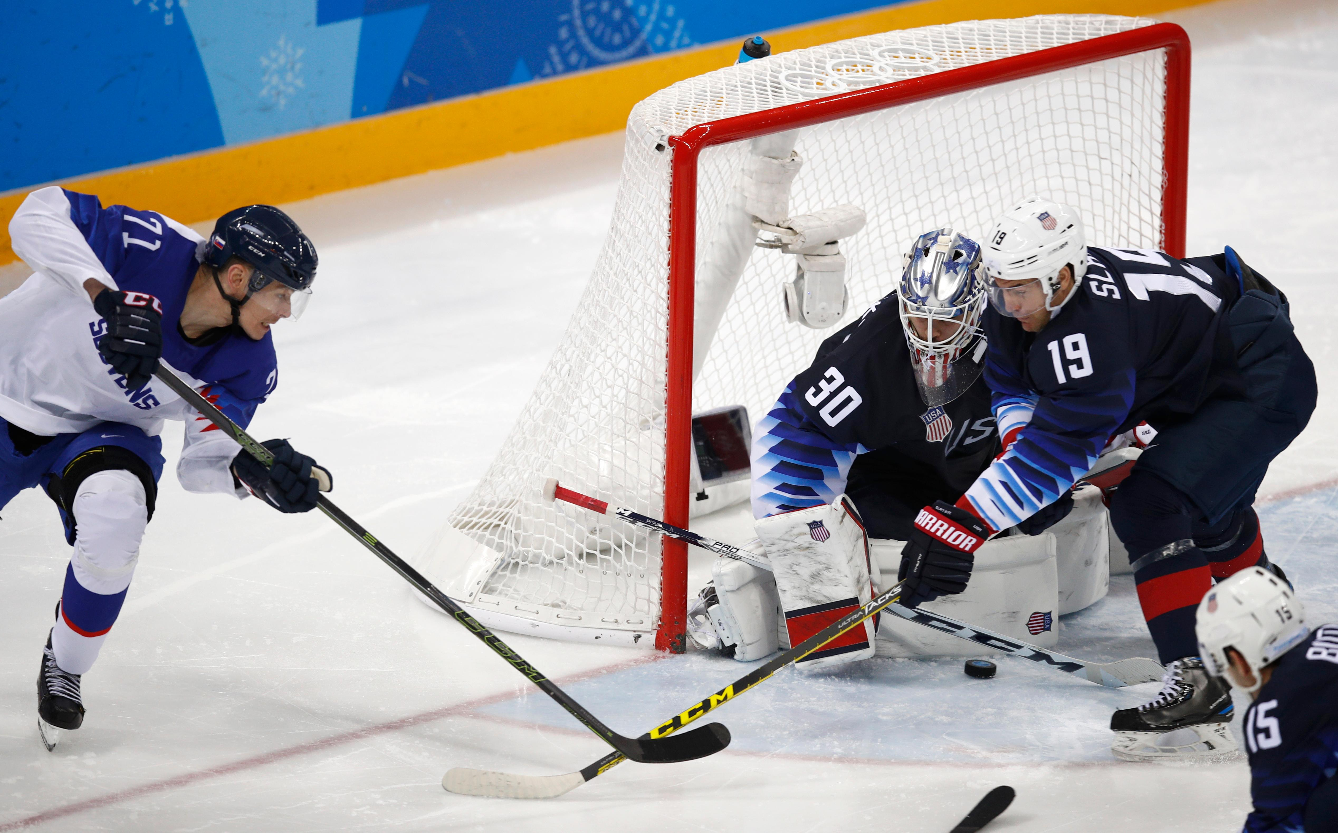 The Romney Ryan Game Plan >> US beats Slovakia 5-1, will play Czechs in Olympic quarters | WOAI