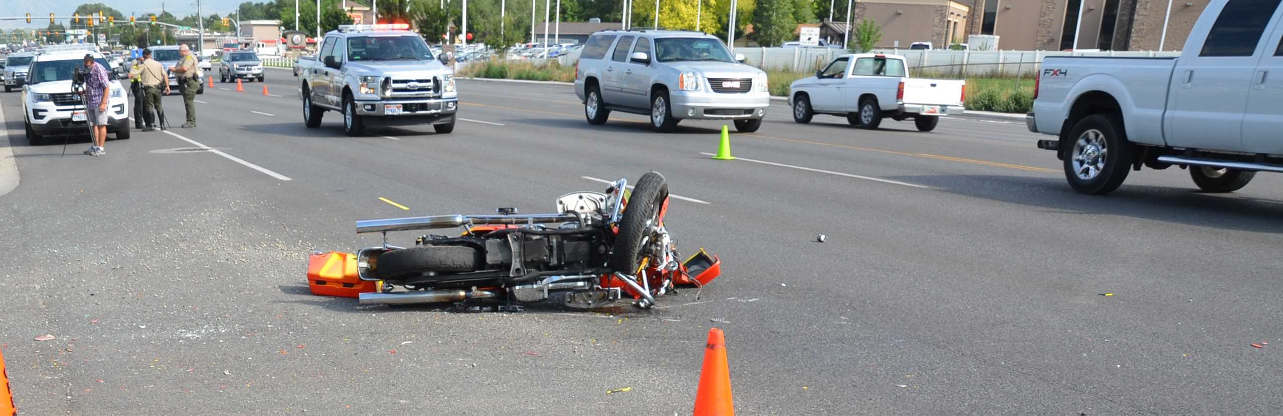 Man dies in Lindon motorcycle crash (Photo: Lindon Police)