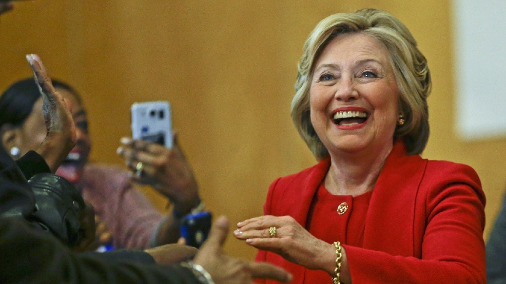Hillary Earns The Black Vote