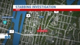 Woman charged in Troy stabbing