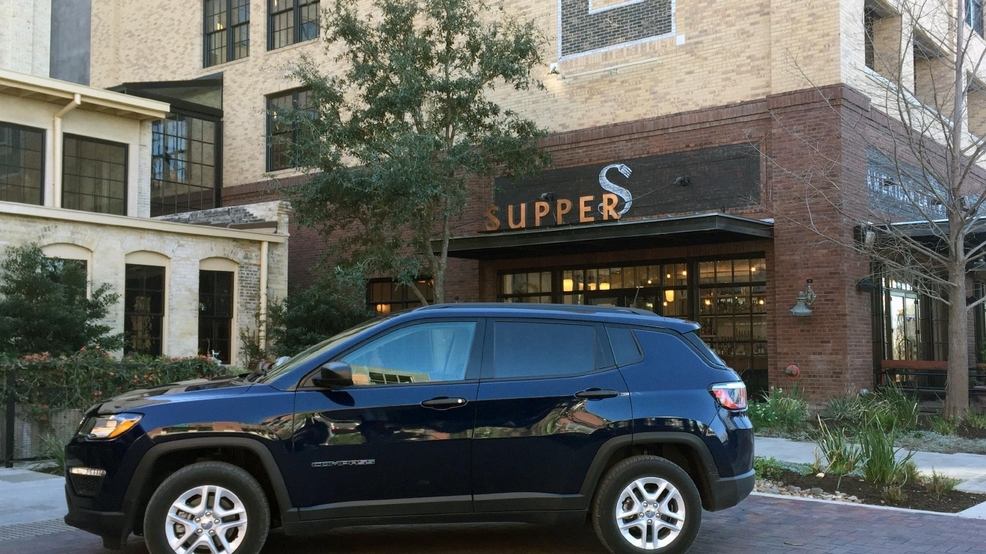jeep announces pricing fuel economy of 2017 compass wpde. Black Bedroom Furniture Sets. Home Design Ideas