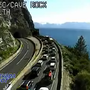 1 person killed in crash on US 50 near Cave Rock at Lake Tahoe
