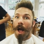 Patriots star Julian Edelman trims beard, posts photos on Instagram