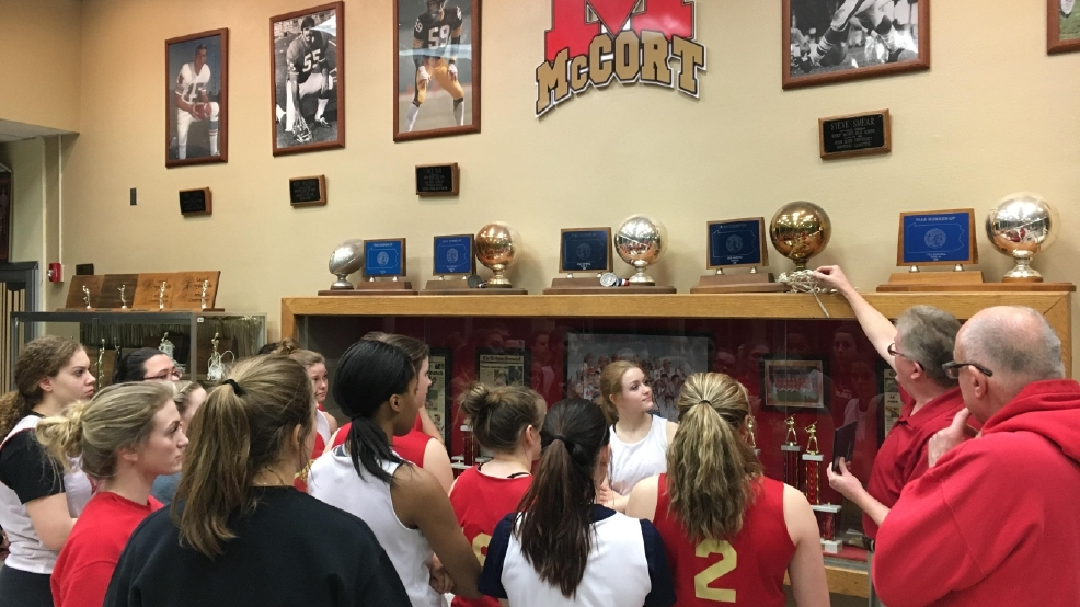 Bishop McCort seeking first state title in generation