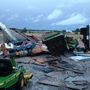 Community begins cleanup after tornado rips through Williamsburg area