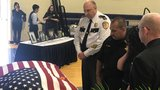 Gallery: Bradley County pays tribute to fallen K-9 officer