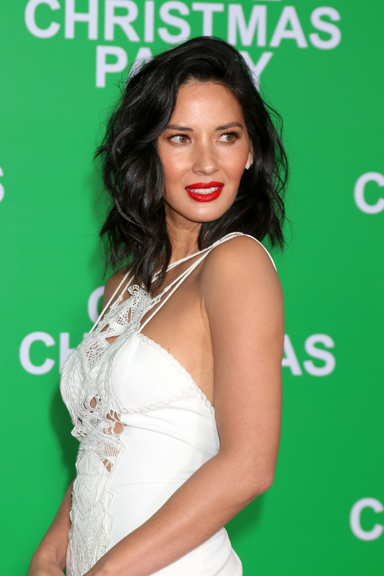 'Office Christmas Party' Premiere - Arrivals  Featuring: Olivia Munn Where: Westwood, California, United States When: 08 Dec 2016 Credit: Nicky Nelson/WENN.com