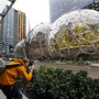High-flying Amazon has layoffs but keeps hiring