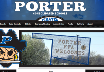 Porter Consolidated Schools | Calendar and supply lists