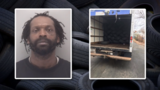 Police: Richmond man found with 1,500 tires in backyard charged with felony