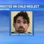 Father of located girl charged with neglect