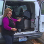 'We got a lot of new surprises' - Stolen food bank van found full of random items