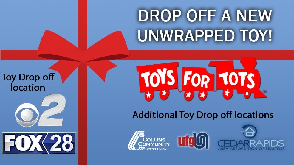 Toys For Tots Pickup : Toys for tots drop off locations kgan