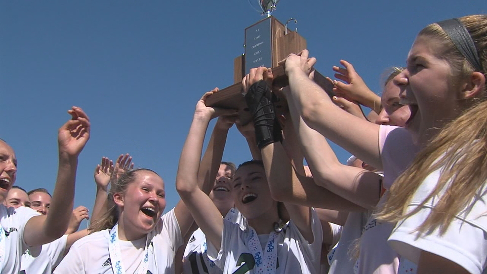 Academic Magnet girls' soccer team defeats Southside Christian to win 2A state championship (WCIV).jpg