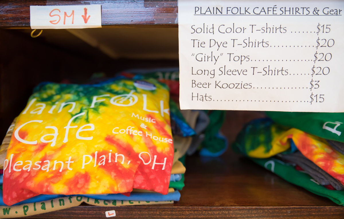 Plain Folk Caf 233 Is All About Showing The Folks Of Pleasant