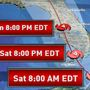 Hurricane Irma back to Category 5, warnings extended along Florida peninsula