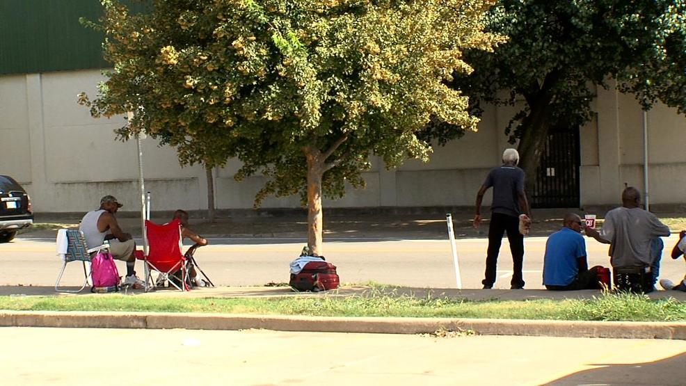Homelessness on the rise in Tulsa, advocates are working to mitigate the issue